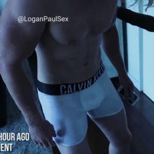 Logan Paul uncensored nude pic