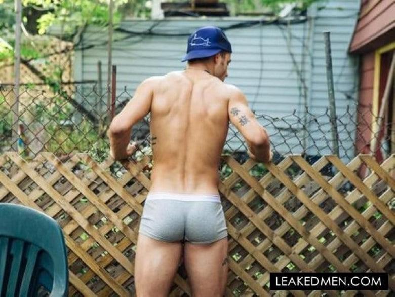 Paulie Calafiore underwear