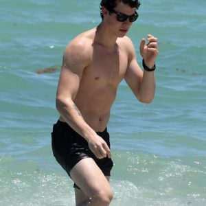 Shawn Mendes full frontal