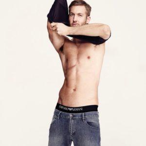 Calvin Harris bulge