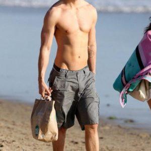 Calvin Harris hot