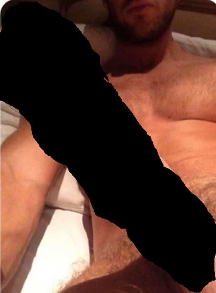 Calvin Harris penis