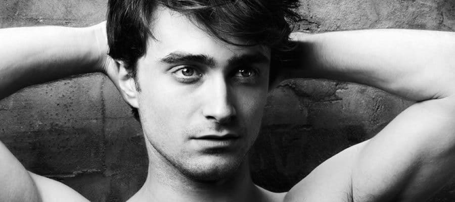 Daniel Radcliffe sexy pic