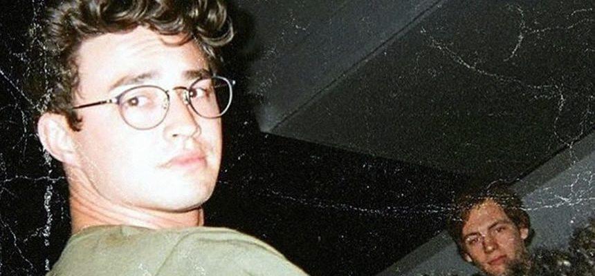 Gavin Leatherwood in glasses
