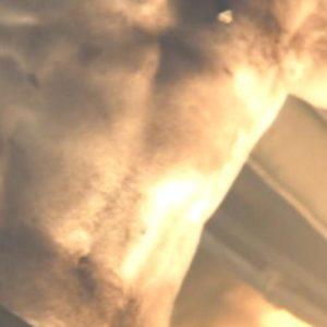Henry Cavill hairy stomach