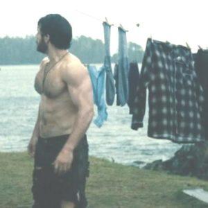 Henry Cavill huge chest