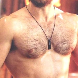 Henry Cavill chest muscles