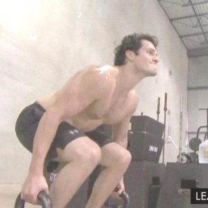 Henry Cavill muscles