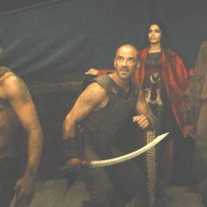 Henry Cavill fight scene