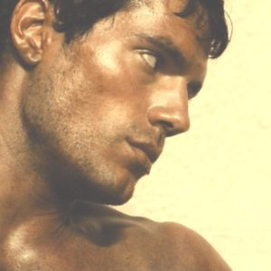Henry Cavill strong jaw