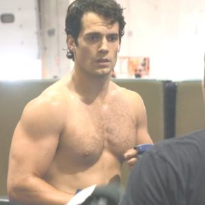 Henry Cavill sexy nude picture