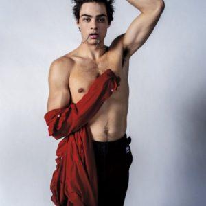 Noah Centineo naked
