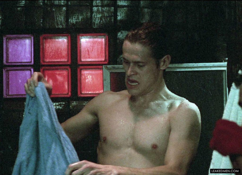 Willem Dafoe leaked naked