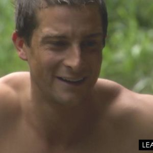Bear Grylls photograph