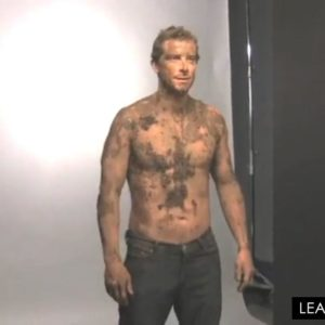 Bear Grylls full frontal