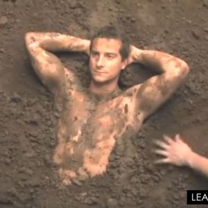 Bear Grylls muddy adventure