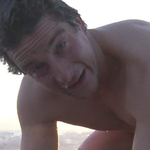 Bear Grylls hunk of a man