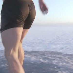 Bear Grylls nice butt