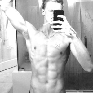 Cody Simpson sexy naked
