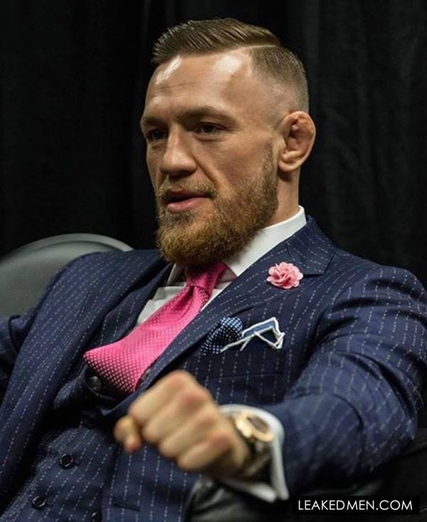 Conor McGregor | LeakedMen 63