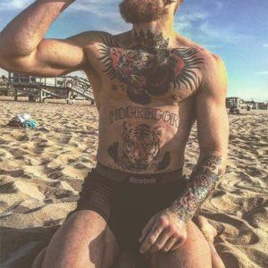Conor McGregor sexy nude