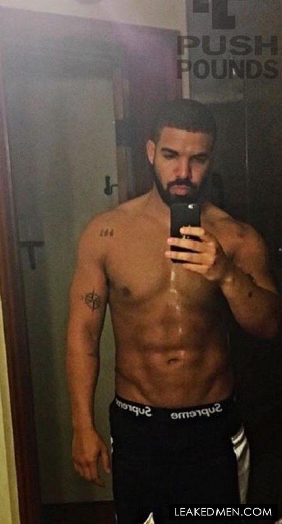 Drake full frontal