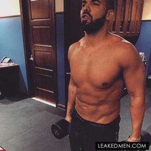 Drake naked