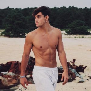 Grayson Dolan full frontal