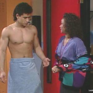 Mario Lopez bulge