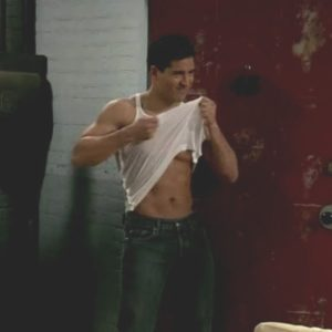 Mario Lopez underwear pic