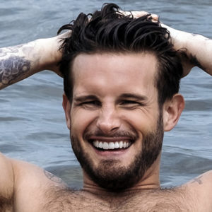 Nico Tortorella Strips Down for Nude Pics