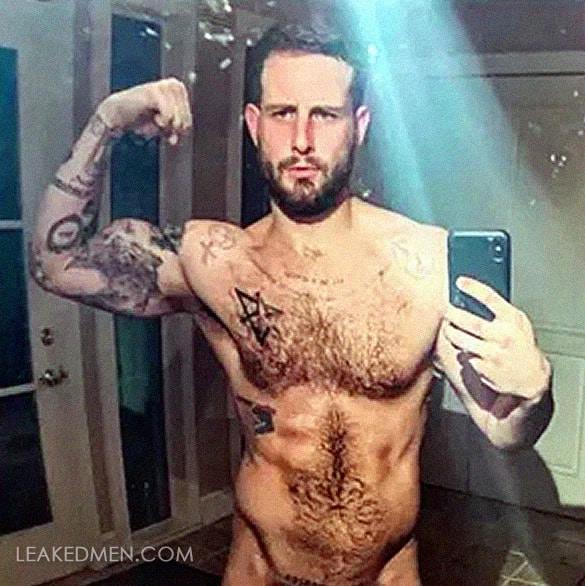 Nico Tortorella leaked penis selfie